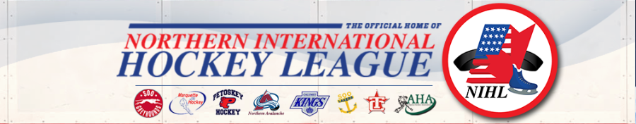 Logo for NORTHERN INTERNATIONAL HOCKEY LEAGUE