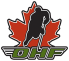 Logo for ONTARIO HOCKEY FEREATION