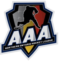 Logo for NORTHERN ONTARIO AAA HOCKEY LEAGUE