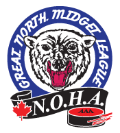 Logo for GREAT NORTH MIDGET LEAGUE