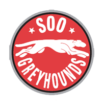 Logo for SOO GREYHOUNDS